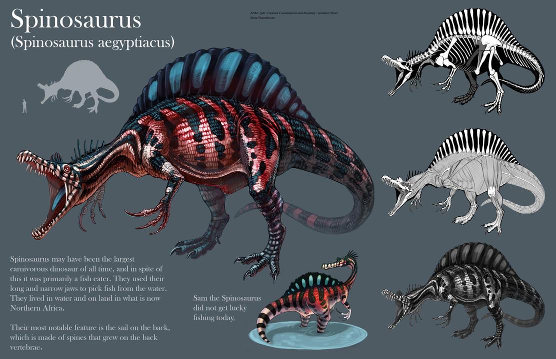 [Image: spinosaurus_sheet_by_tikall-d5t92mk.jpg]
