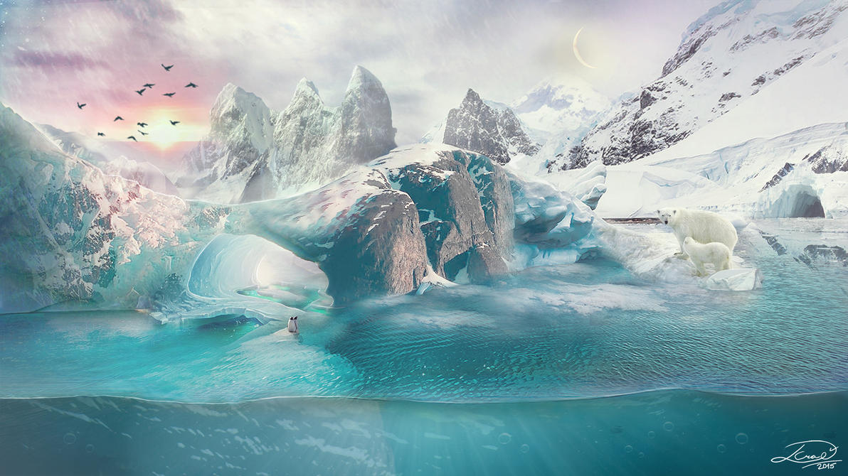 ICE World by Raverin SK on DeviantArt