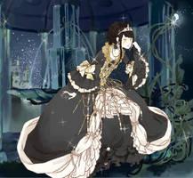 Lady Cullen 1 by EloiseRaeCullen