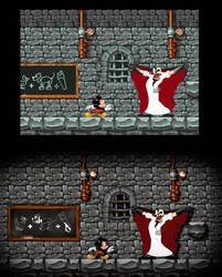 Mickey Mania HD - Mad Doctor