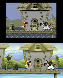 Mickey Mania HD - Steamboat Willie