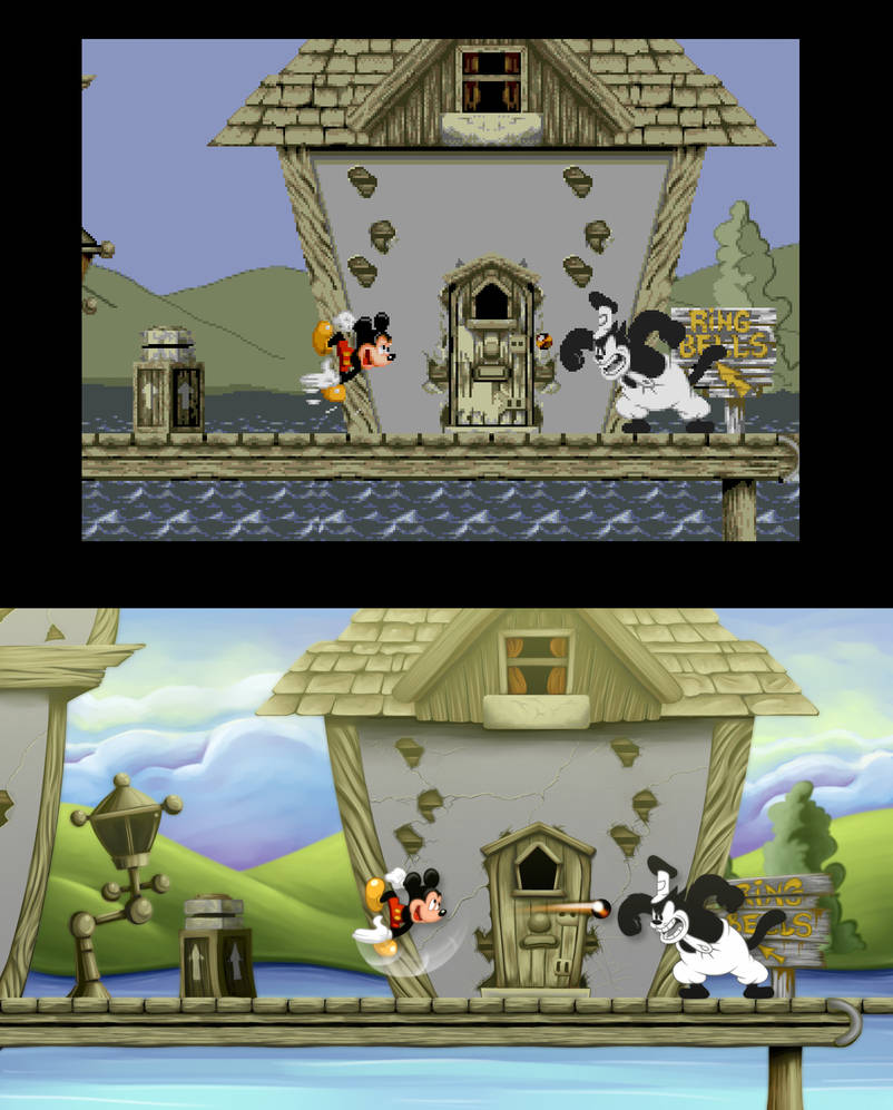 Mickey Mania HD - Steamboat Willie by NoPLo on DeviantArt