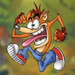 Crash the Hedgehog