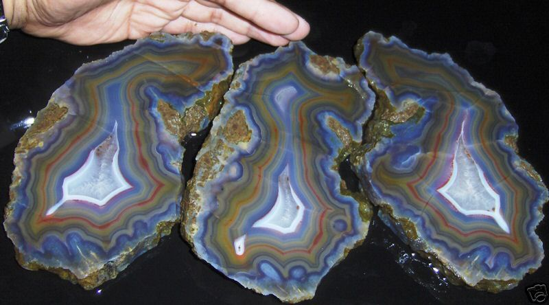 Some Laguna Agate Slabs By Jessa1155 On DeviantArt