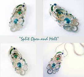 Split Open and Melt by jessa1155