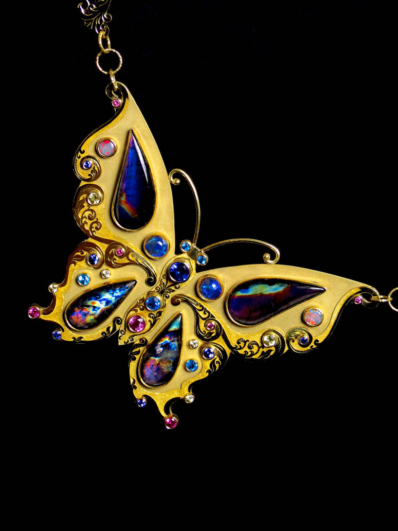 Spectrolite Butterfly