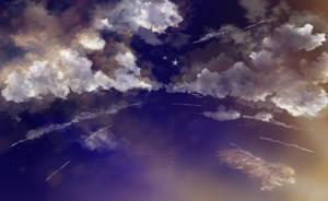 Clouds by Samy110