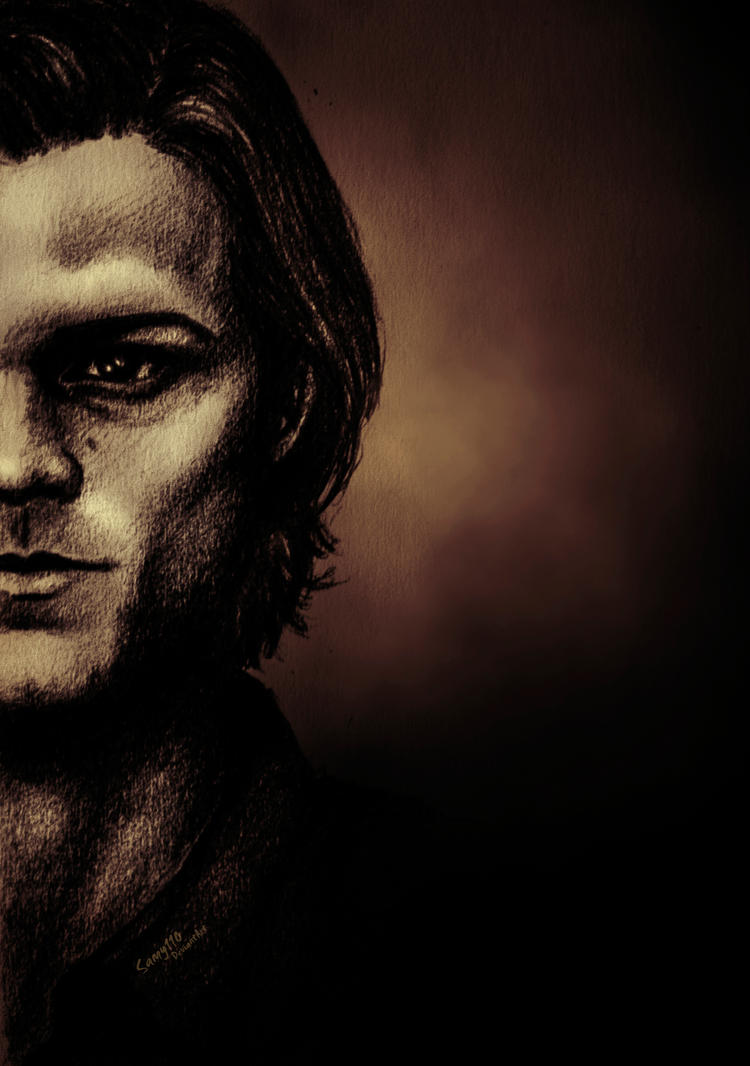 Sam Winchester by Samy110