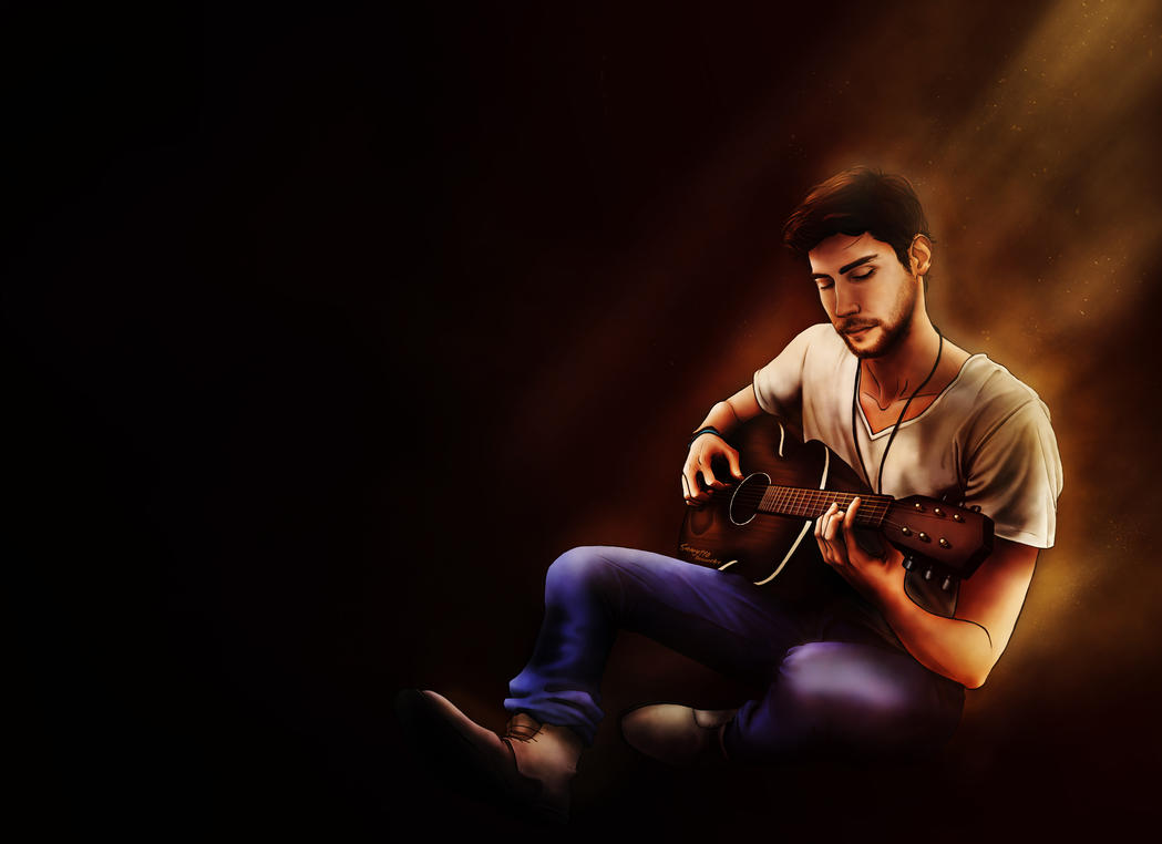 The Music of your Soul by Samy110