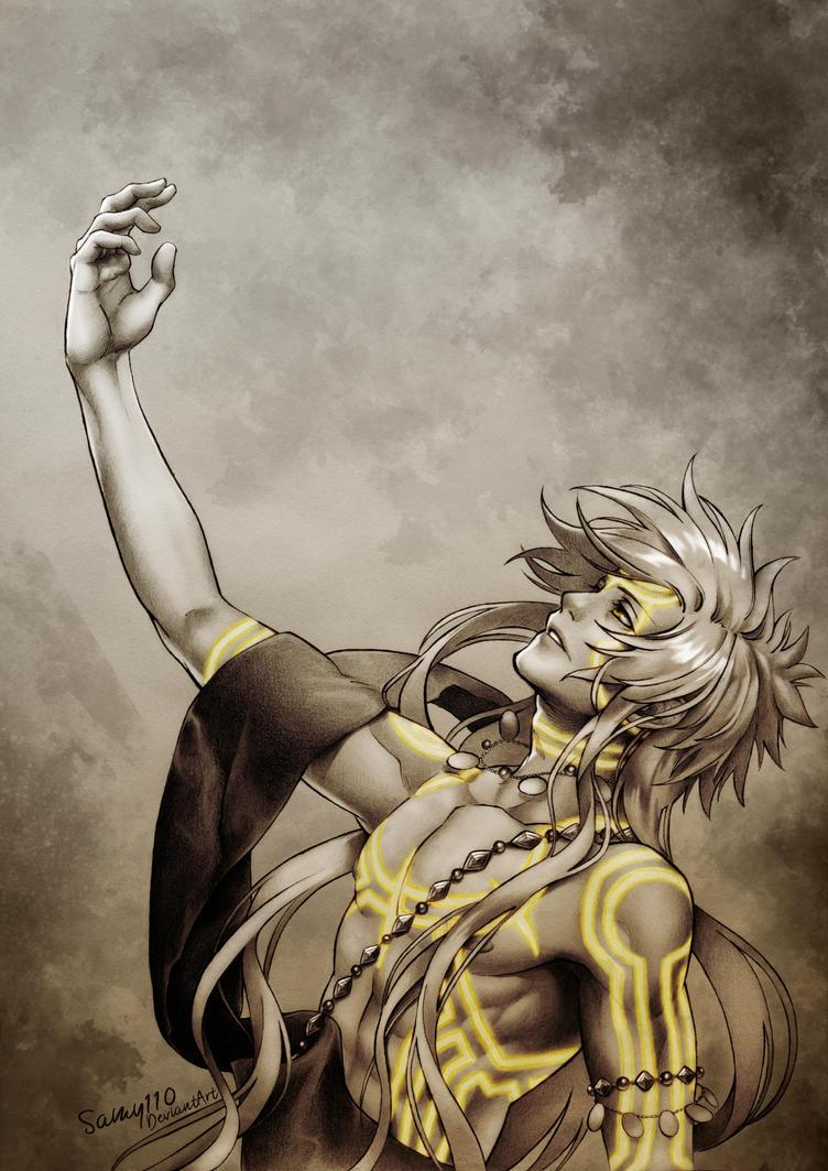Apollon by Samy110