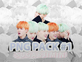 PNG PACK #1 [ BTS Suga  Jimin ]