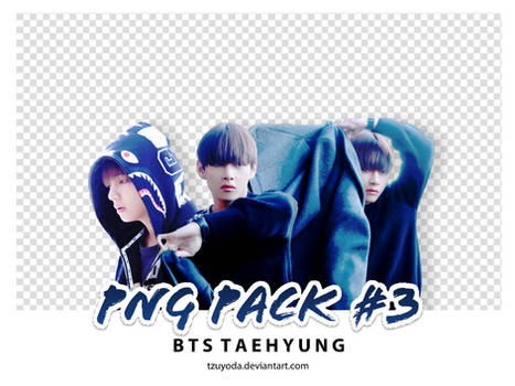 PNG PACK #3 ( BTS Taehyung )