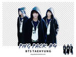PNG PACK #4 ( BTS TAEHYUNG )
