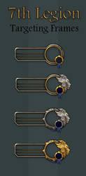 7th Legion Targeting frames