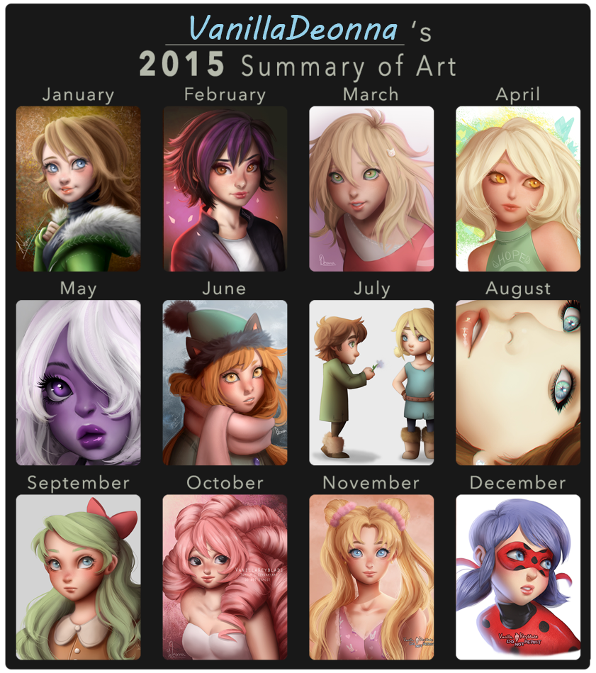 2015 Painting Improvement Meme
