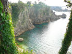 Senkaku-wan Bay Cliffs