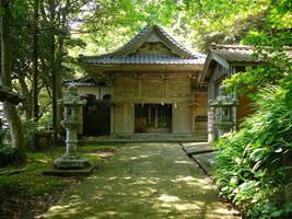 Hidden Shrine by katters