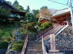Chokokuji Temple Entrance
