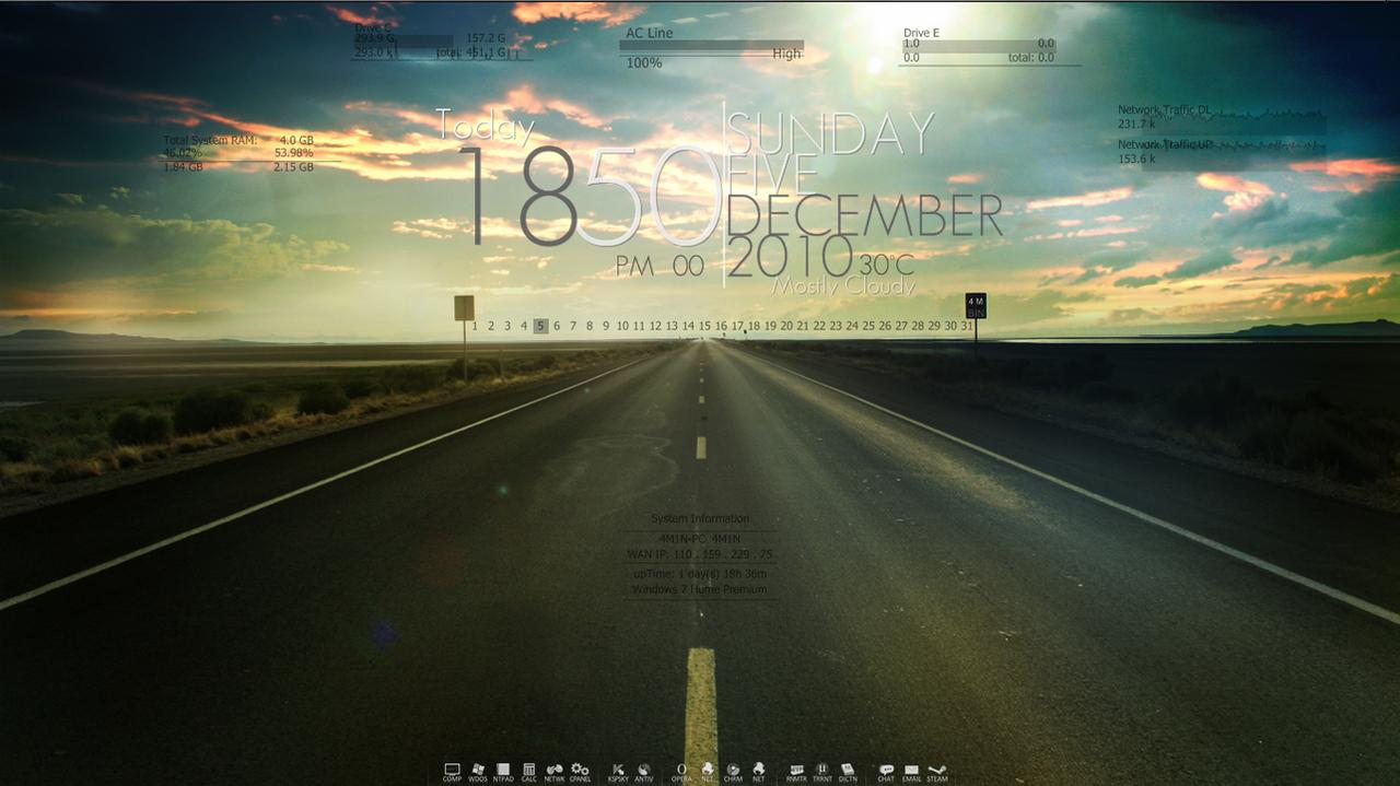 December 2K10 by Amin95