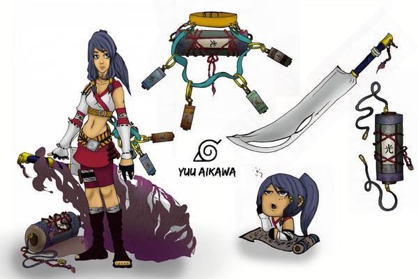 Contest Yuu Aikawa v2 by yam-yam