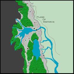 Penlin Map by HarryRavenkiller