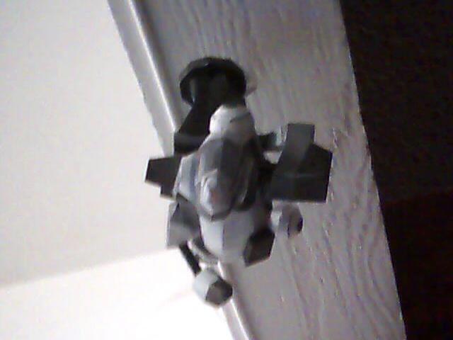 Glados, from below by monkeymenace