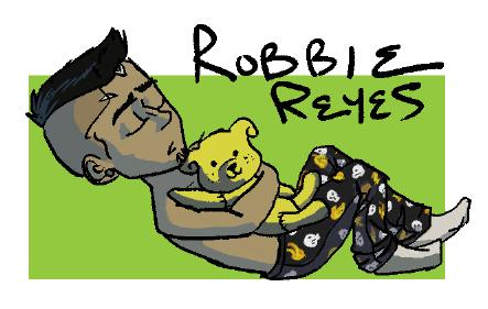 Robbie Reyes by invisibleheros