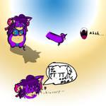 Commission: Cutesy comic