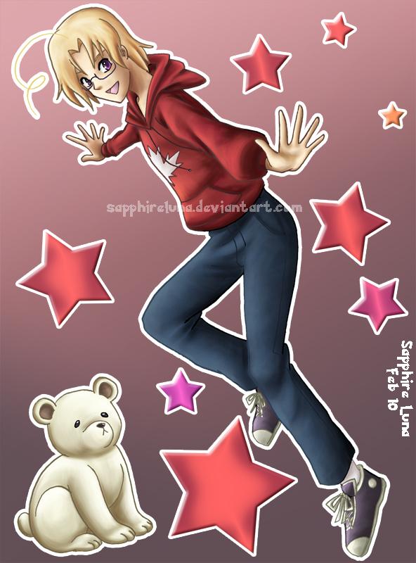 20.Stars - APH Canada by sapphireluna