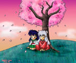 Request - Inuyasha and Kagome