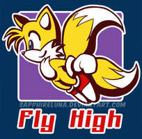 Tails - Fly High by sapphireluna