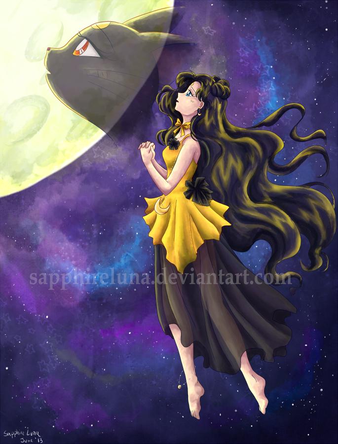 Luna by sapphireluna