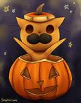 Halloween Mr.Cat