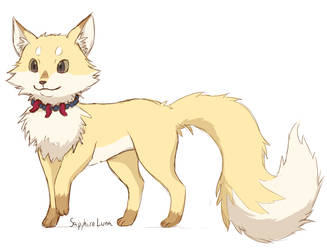Fox by sapphireluna