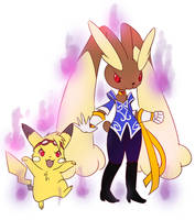 Commission - Shadow Pokemon 6