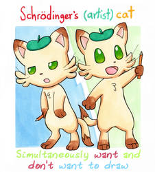 Artist Cat 92