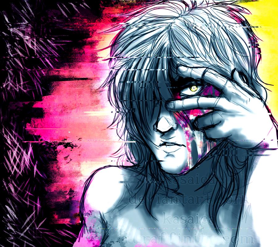 hyperviolent metanoia by Kasaica
