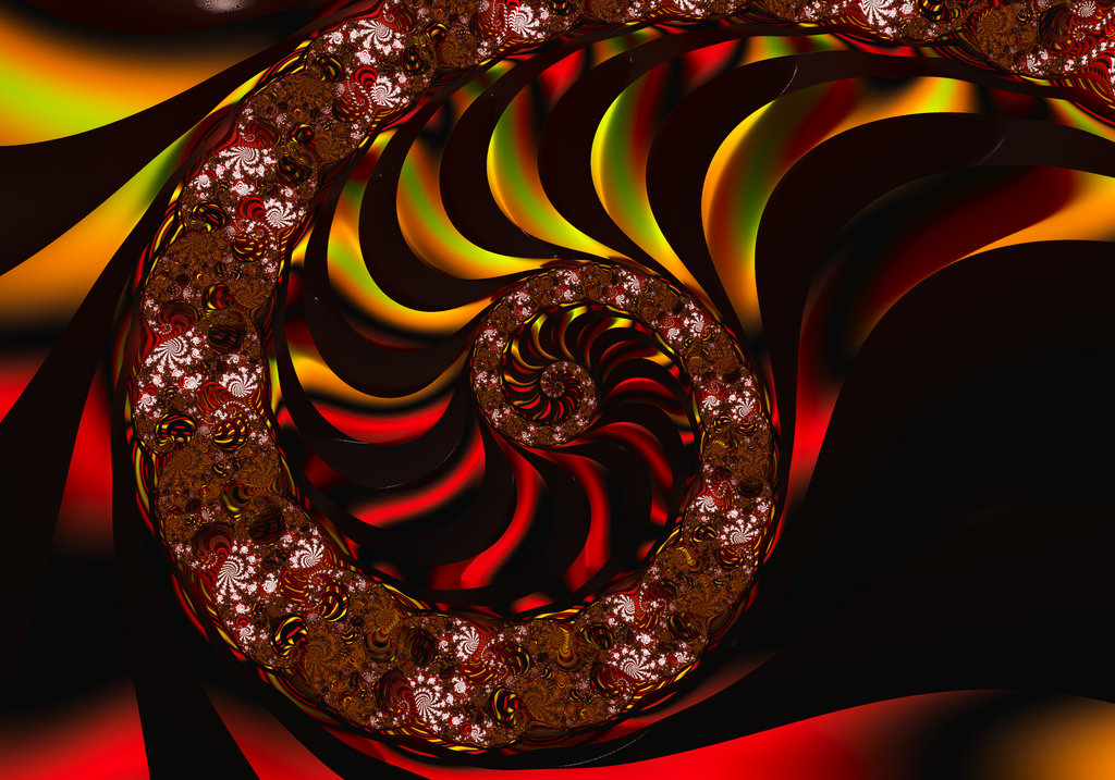 Autumn Spiral V by FlyingMatthew