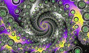 Effervescent Spiral
