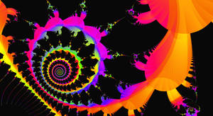 Colorful Spiral II