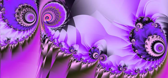 Ebullient Purple