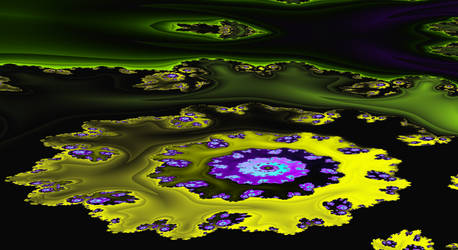 Fractal Lilly Pad