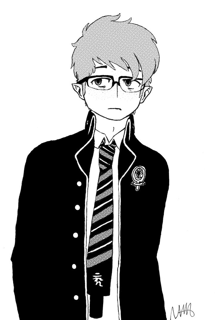 Ryou, TCA student(?) by Pixel-Program