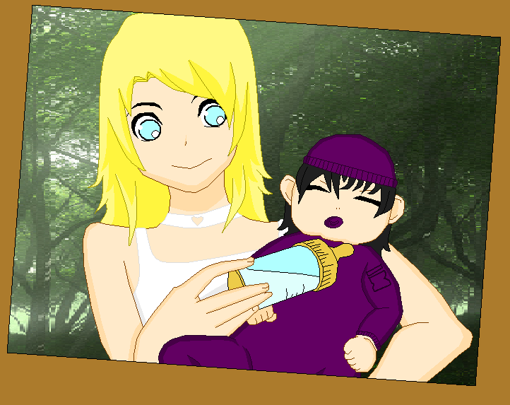 Baby pic by Funnyanimelover