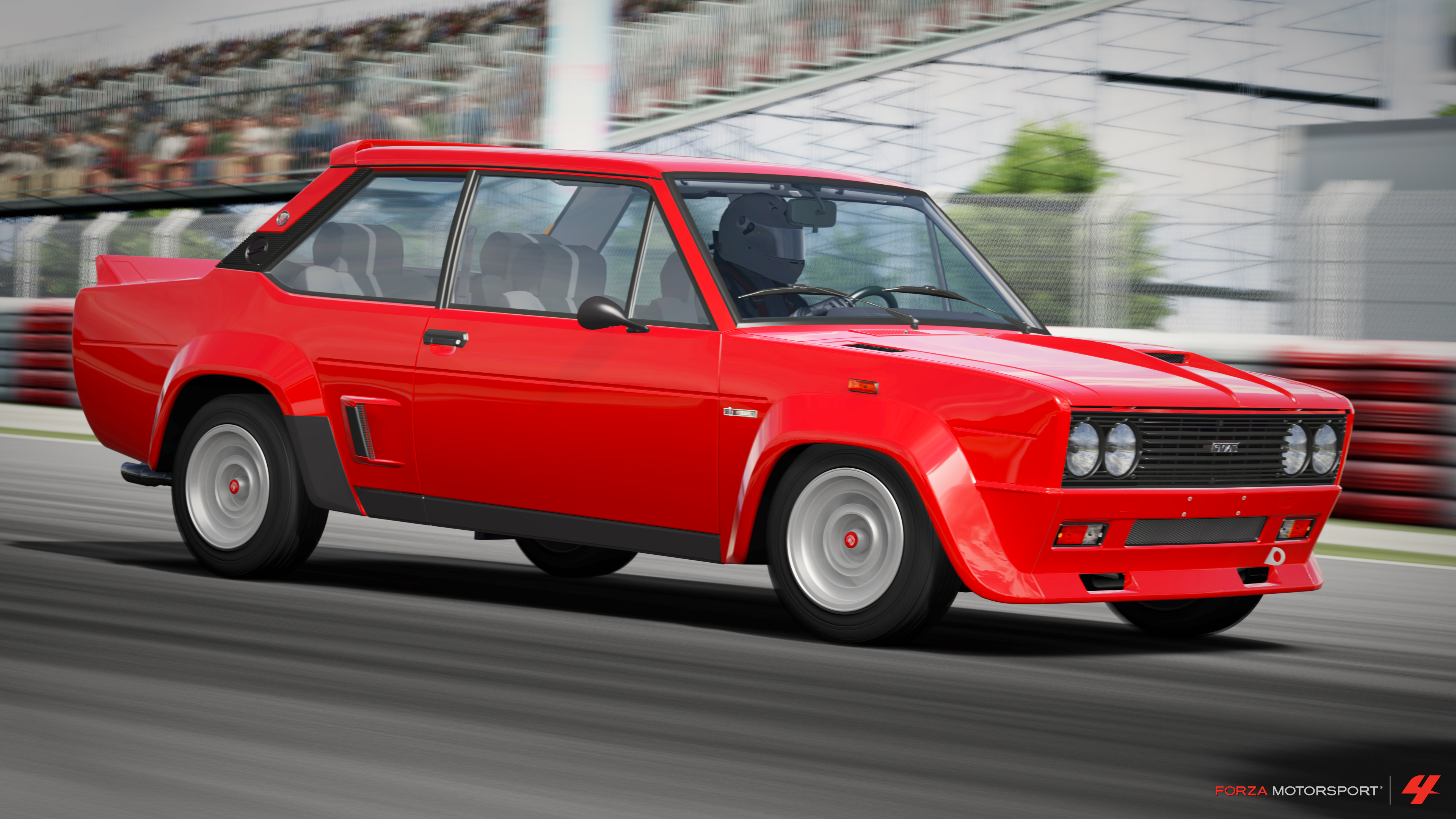 Image Gallery Fiat 131 Abarth