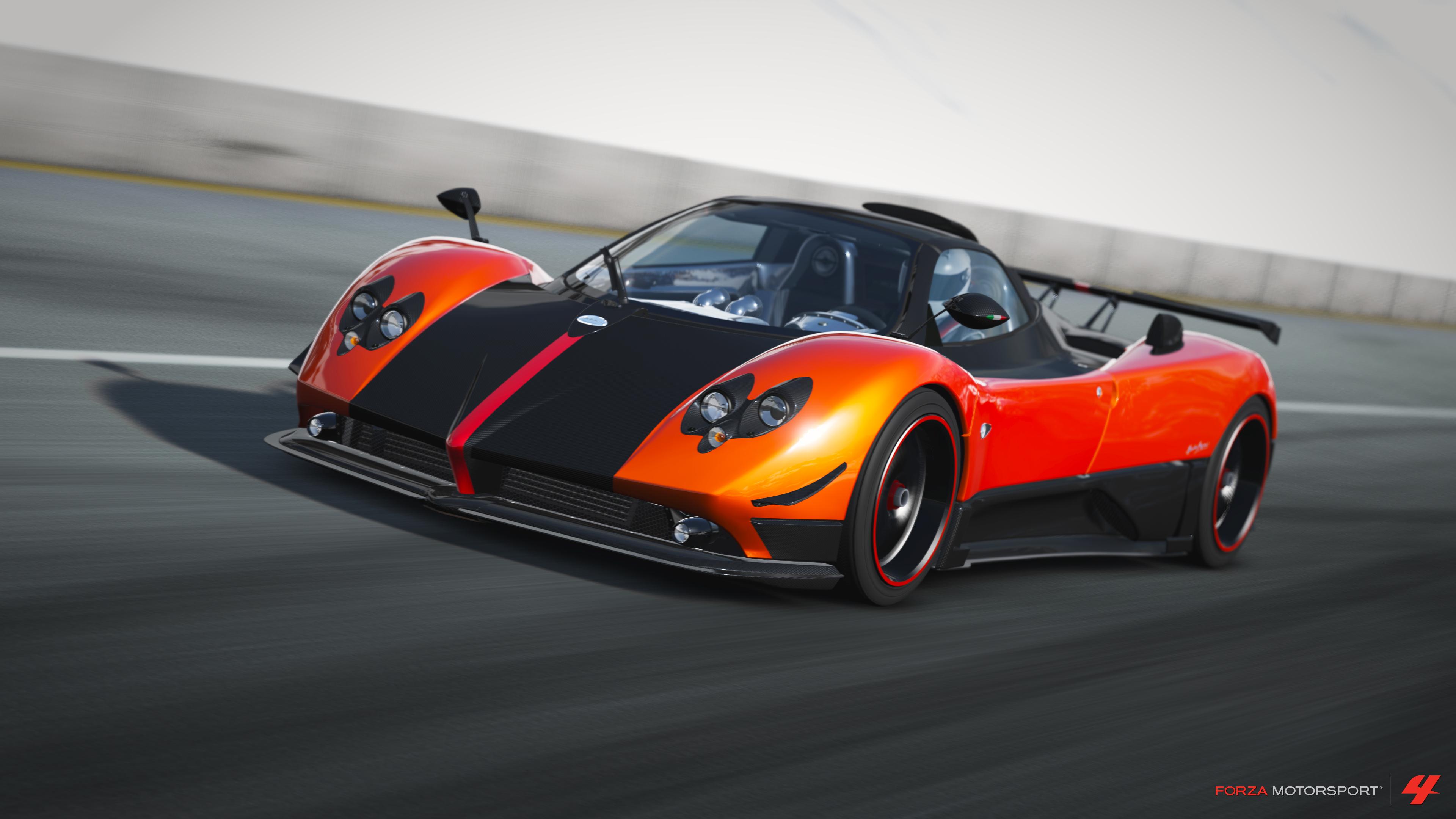 Pagani Zonda Cinque Roadster by SoupaSeb on DeviantArt