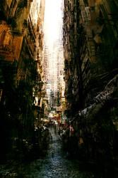 Slumscraper by fxEVo