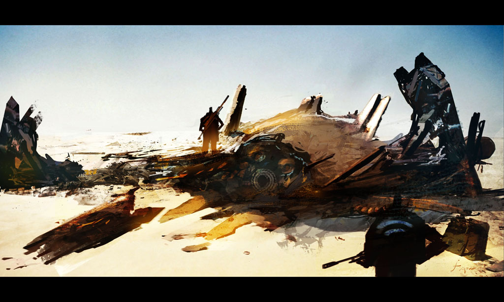 Amazing Best Conceptual Artworks Design