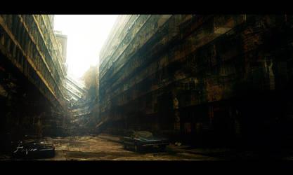 Downtown by fxEVo