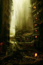 Slumcity by fxEVo